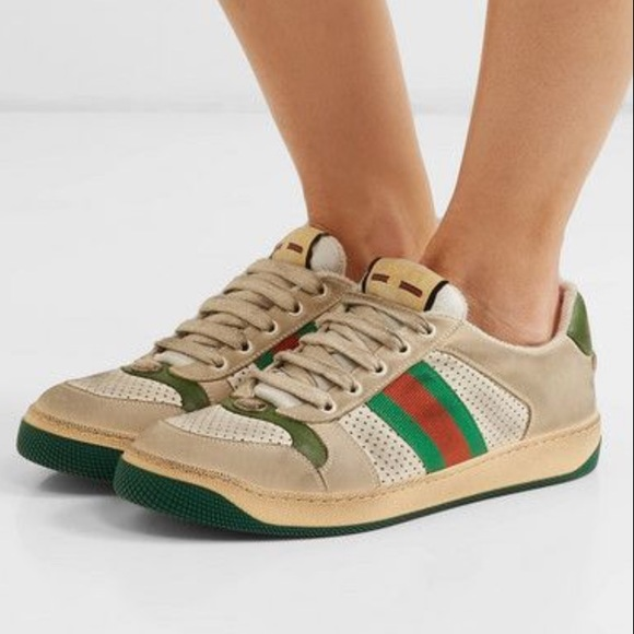 Gucci Shoes | Womens Screener Leather